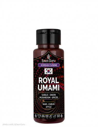 SOS AZJATYCKI ROYAL UMAMI 250ML SAUS...
