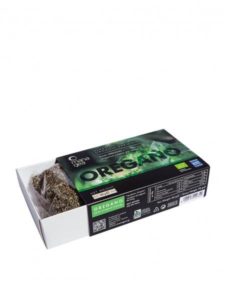 mana gea organiczne oregano 40g