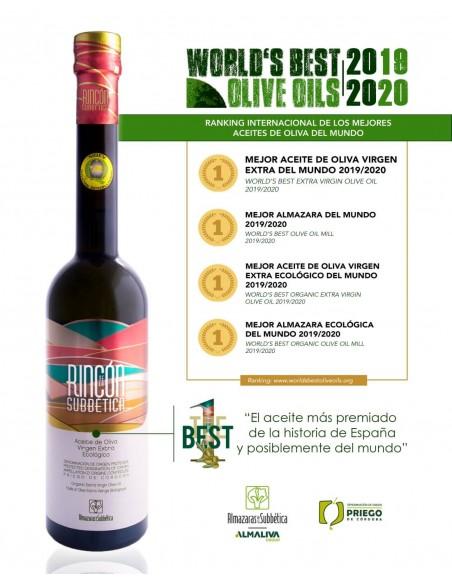 almazaras de la subbetica bio oliwa z oliwek 500ml
