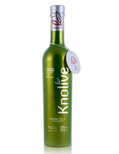 knolive holiblanco oliwa z oliwek extra virgin 500ml