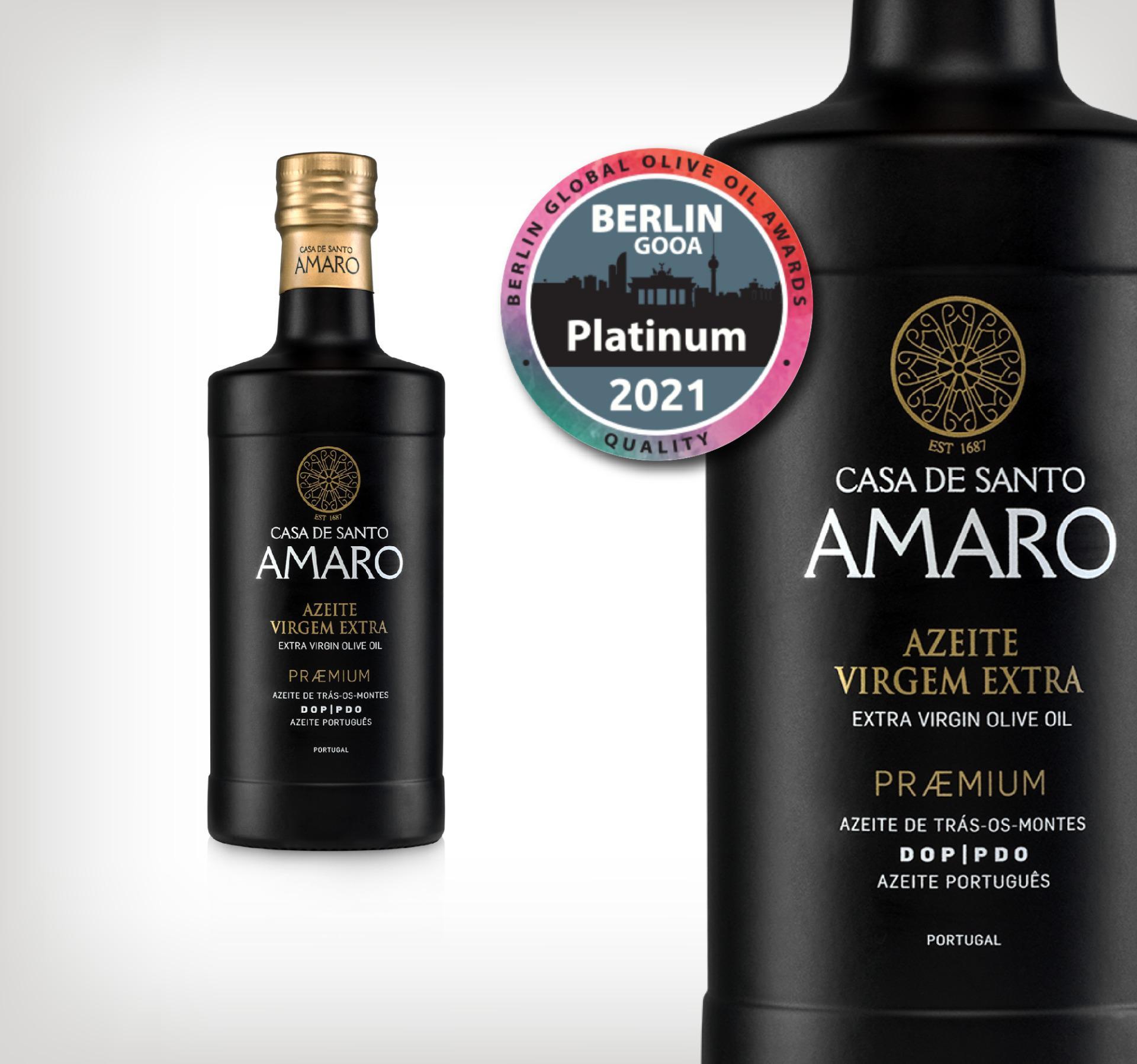 Oliwa Amaro Praemium nagroda 2021 Berlin