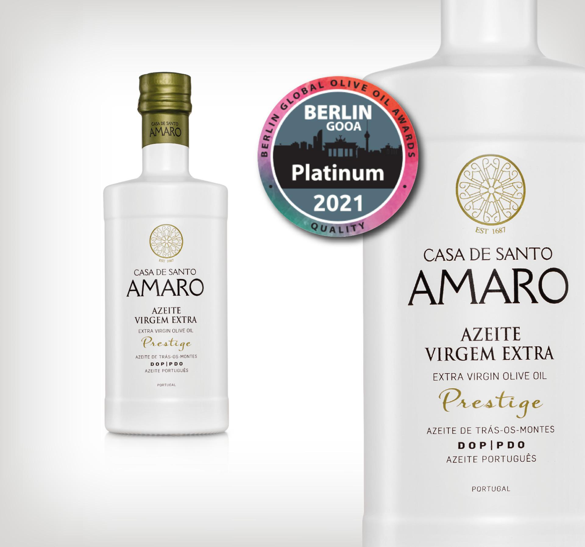 Oliwa Amaro Prestige nagroda Berlin 2021