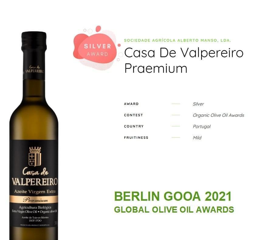 Oliwa Casa De Valpereiro nagroda 2021 Berlin style=