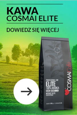 kawa ziarnista cosmai elite