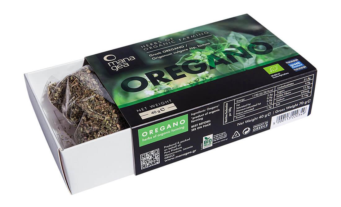organiczne oreganor
